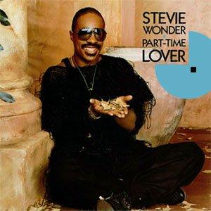 Stevie Wonder - Part-Time Lover - Single Cover - Video