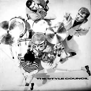 The Style Council It Didn't Matter Single Cover