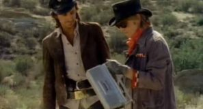 Tom Petty and the Heartbreakers You Got Lucky Official Music Video
