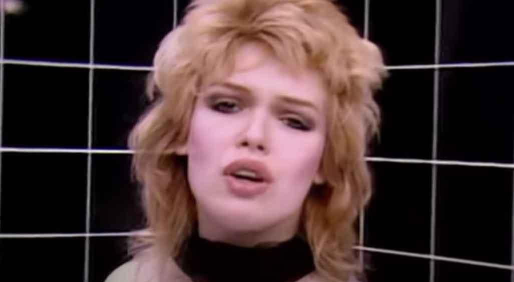 Kim Wilde - Chequered Love - Official Music Video