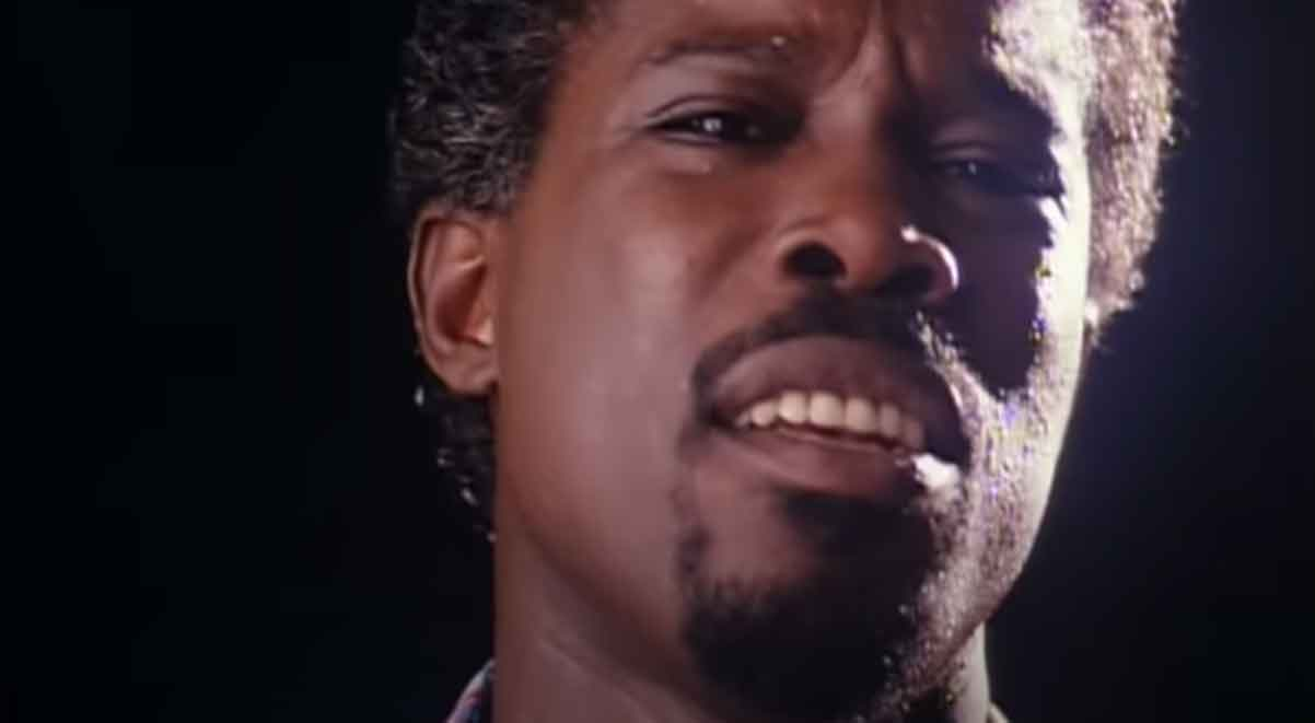 Billy Ocean - Love Zone - Official Music Video