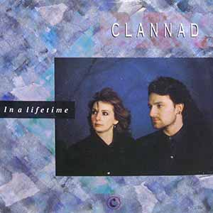 Clannad Bono Vox In A Lifetime Single Cover