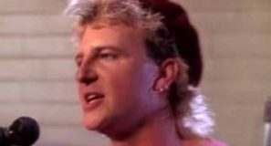 Glass Tiger Someday Official Music Video