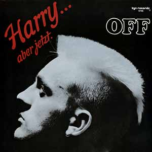 Off Sven Vath - Harry Aber Jetzt Single Cover