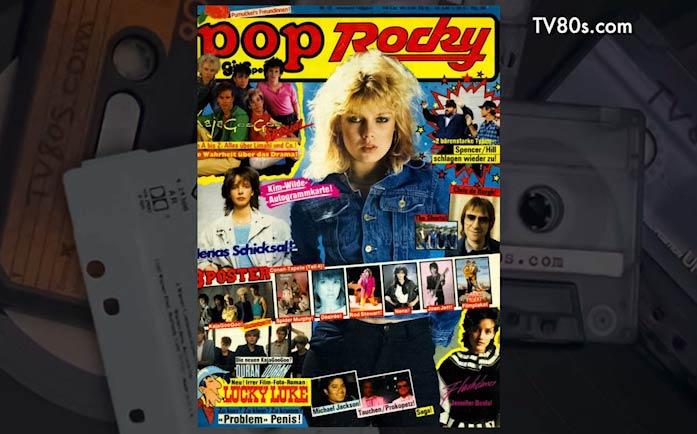 80's Music Magazines Covers 1983