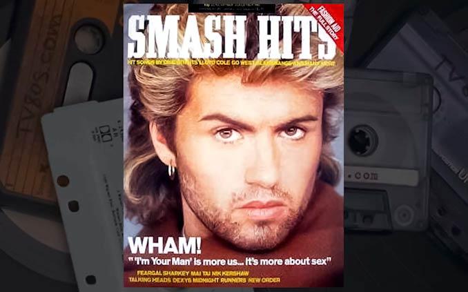 80s music magazines cover 1985