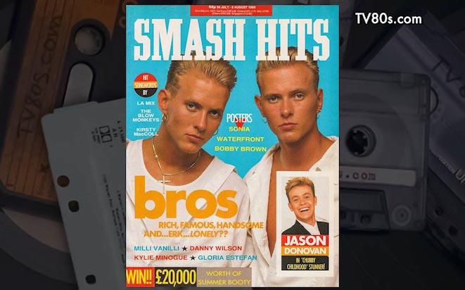 80s Magazine Covers Music 1989