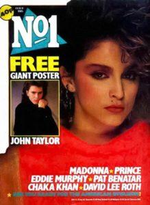 TV80s | 80's Music Magazines Covers – 1986
