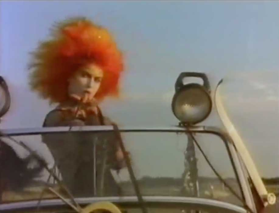 Toyah - Thunder In The Mountains - Official Music Video