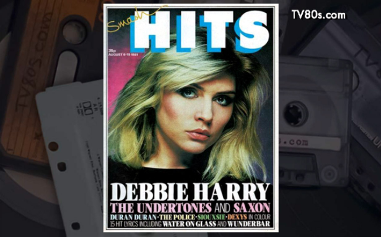 80s Music Magazine Covers 1981