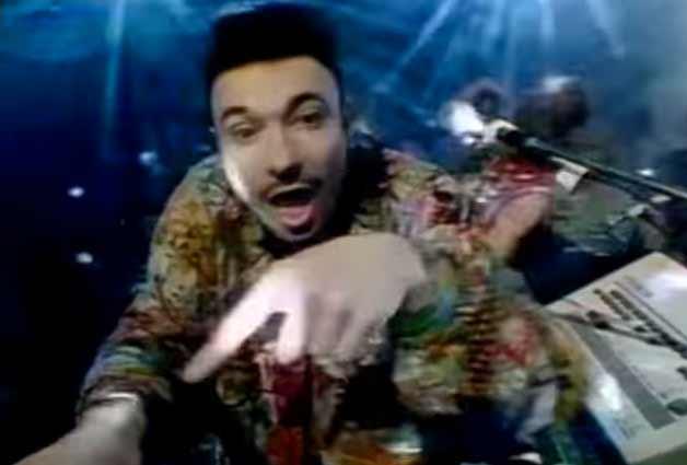 Guru Josh - Infinity 1990s...Time for the Guru - Official Music Video