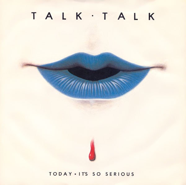 Talk Talk - Today - Official Music Video - Mark Hollis Single Cover