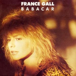 France Gall - Babacar - single cover