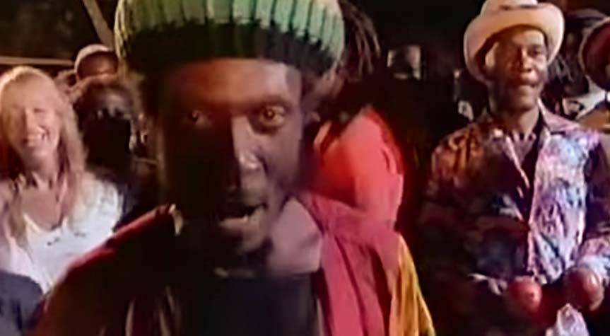 Jimmy Cliff - Reggae Night - Official Music Video
