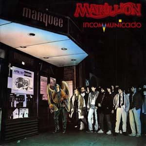 Marillion - Incommunicado - single cover