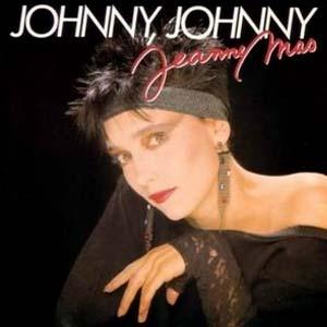 Jeanne Mas - Johnny Johnny - single cover