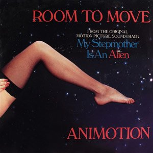 Animotion - Room To Move - single cover