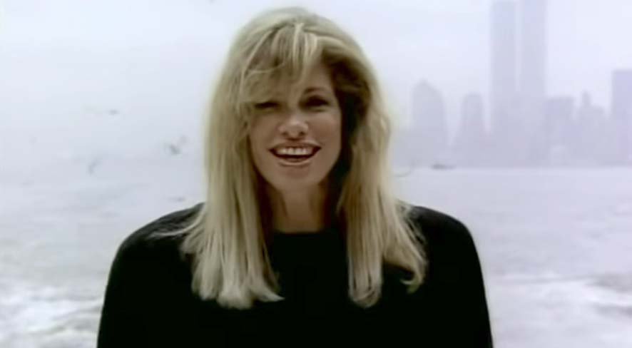 Carly Simon - Let The River Run - Official Music Video