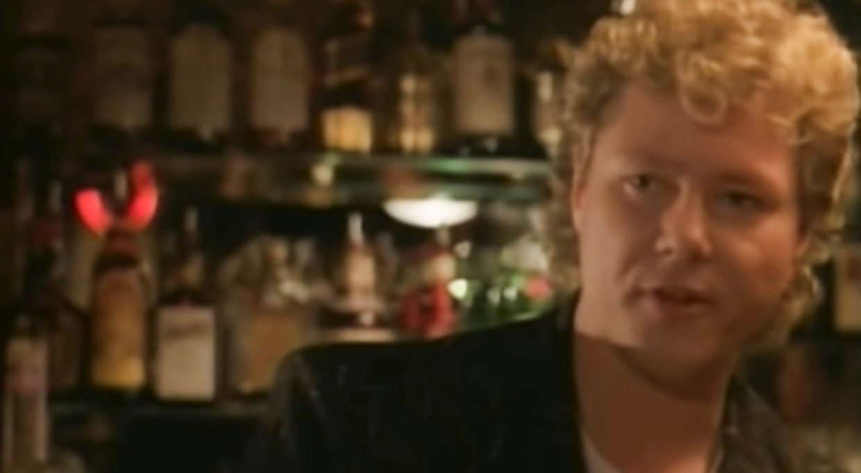 Dan Hartman - I Can Dream About You - Official Music Video