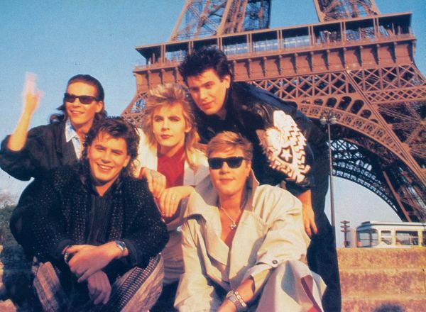 Duran Duran 80s photos