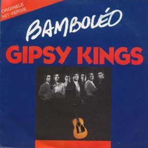Gipsy Kings - Bamboléo - single cover