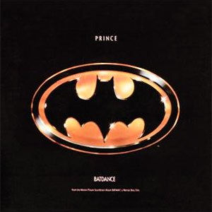 Prince - Batdance - Single Cover