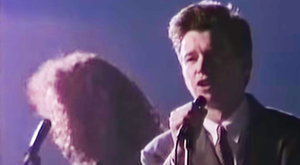 Rick Astley - It Would Take a Strong Strong Man - Official Music Video