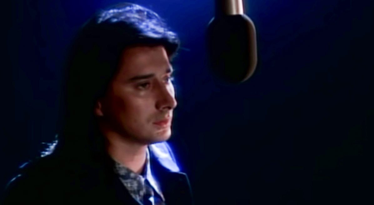 Steve Perry - Foolish Heart - Official Music Video