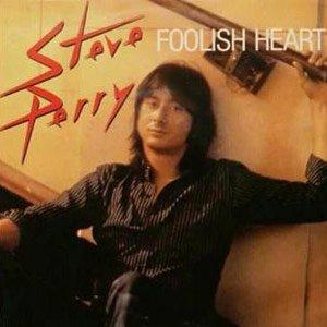Steve Perry - Foolish Heart - Single Cover