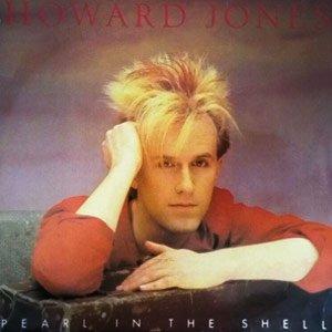 Howard Jones - Pearl In The Shell - single cover