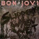 Bon Jovi Slippery When Wet Album Cover
