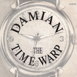 Damian - The Time Warp - Single Cover