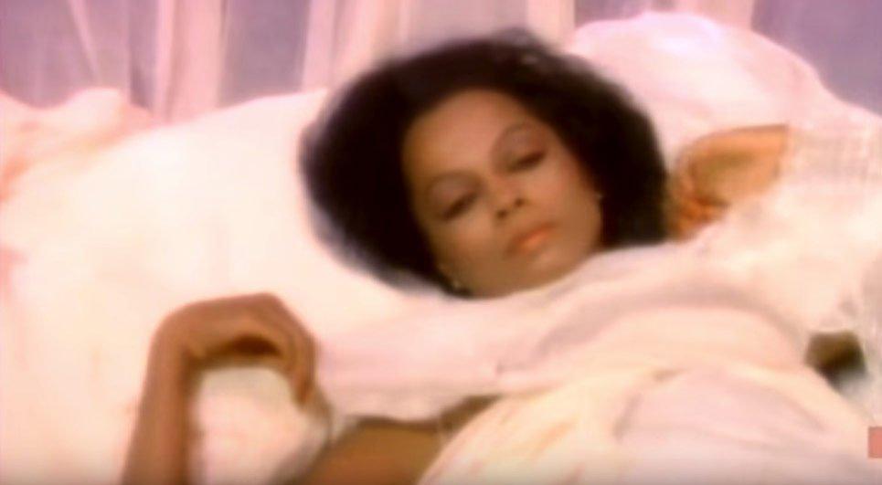 Diana Ross - Swept Away - Official Music Video