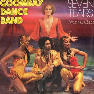 Goombay Dance Band - Seven Tears - Single Cover