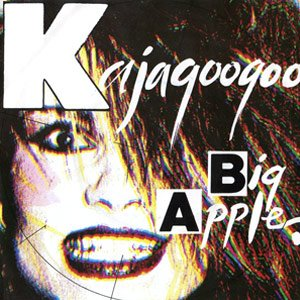 Kajagoogoo - Big Apple - Single Cover