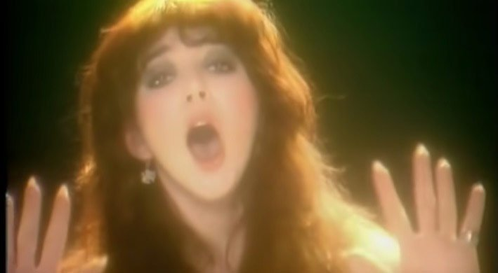 Kate Bush - Wuthering Heights - Official Music Video