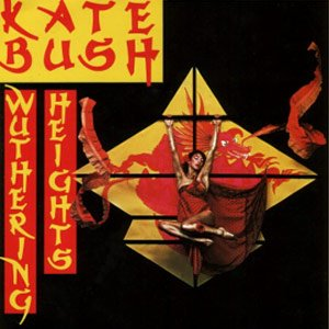 Kate Bush - Wuthering Heights - Single Cover