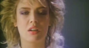 Kim Wilde - The Touch - Official Music Video