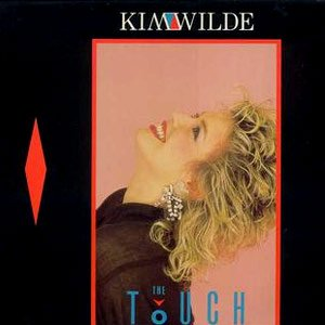 Kim Wilde - The Touch - Single Cover