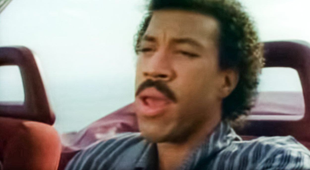 Lionel Richie - Love Will Conquer All - Official Music Video