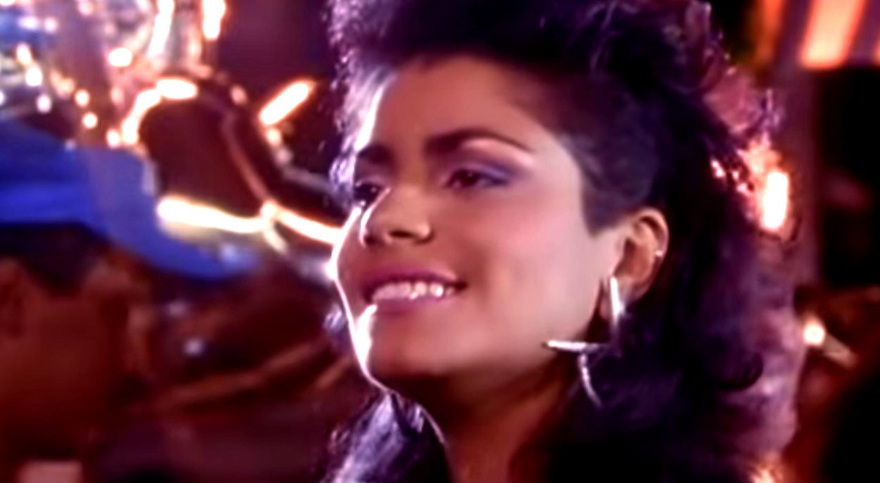 Lisa Lisa & Cult Jam - Lost In Emotion - Official Music Video