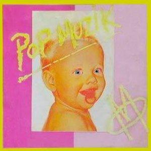 M - Pop Muzik - Single Cover