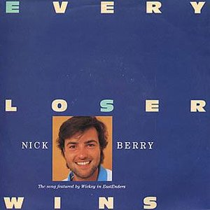 Nick Berry - Every Loser Wins - Single Cover