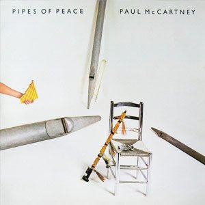 Paul McCartney - Pipes of Peace - Single Cover