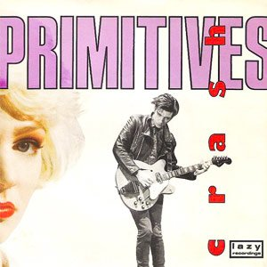The Primitives - Crash - Single Cover