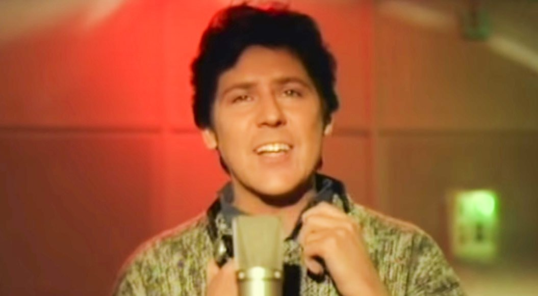 Shakin' Stevens - Cry Just A Little Bit - Official Music Video