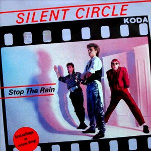 Silent Circle - Stop The Rain - Single Cover