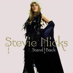 Stevie Nicks - Stand Back - Official Music Video - Single Cover