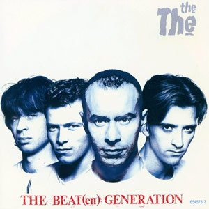 The The - The Beat(en) Generation - Single Cover