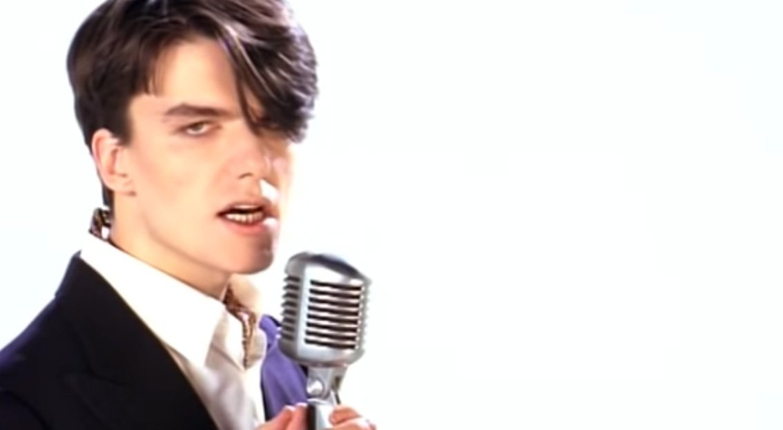 The Blow Monkeys - It Doesn't Have to Be This Way - Official Music Video